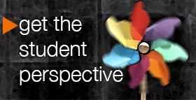 Get the student perspective